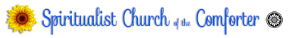 Spiritualist Church Of The Comforter Logo